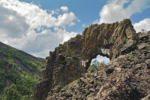Загадочные и мистические достопримечательности озера Байкал.