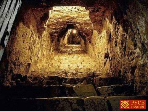 Тайна подземных цивилизаций.