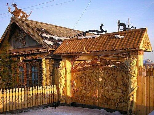 Дом в славянской традиции