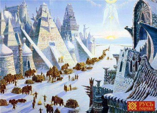 Русь 25000 лет назад: Сунгирь. Достояние планеты