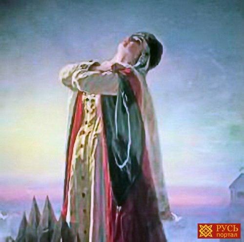 Сегодня 7 апреля день богини Карны-Плакальщицы.
